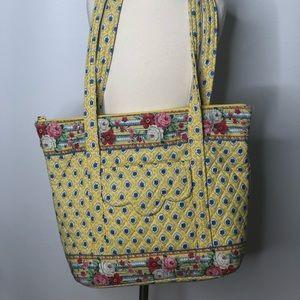 Vera Bradley Elizabeth villager bag vintage